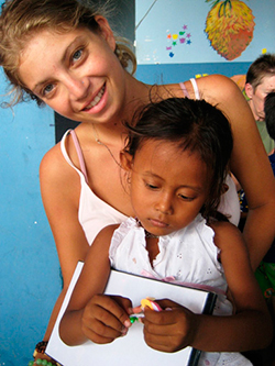 Making a Difference in Cambodia One Child at a Time