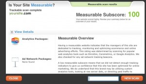 Measurable Score