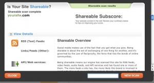Sharable Score