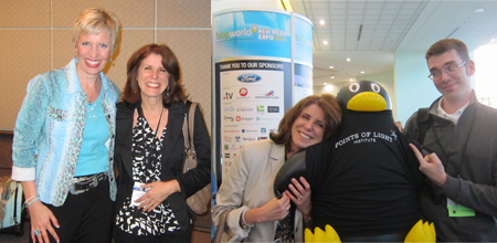 Blog World Expo Los Angeles, Mari Smith, Janette Speyer