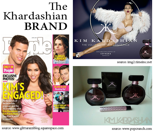 Keeping Up with the Kardashians' Personal Branding