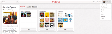 Pinterest ~ Web Success Team