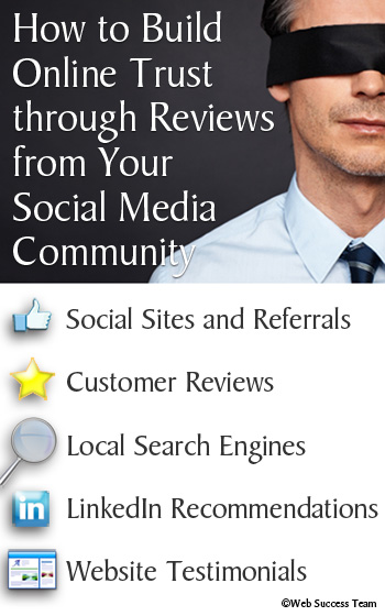 How to Build Online Trust through Reviews from Your Social Media Community