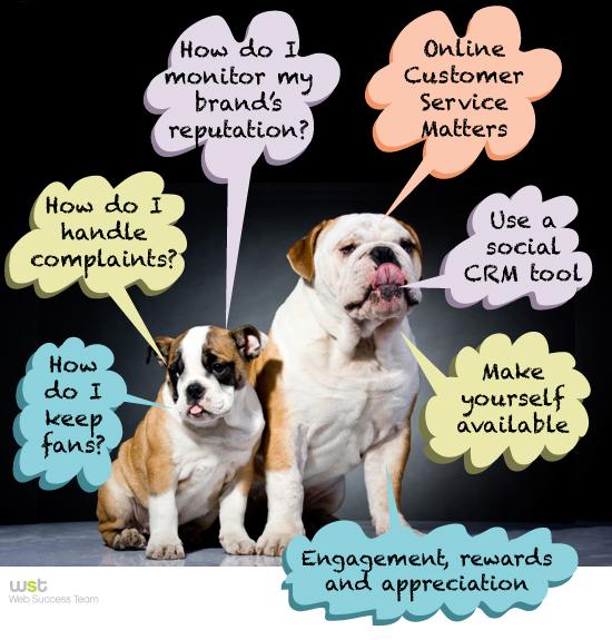 Online Customer Service Matters