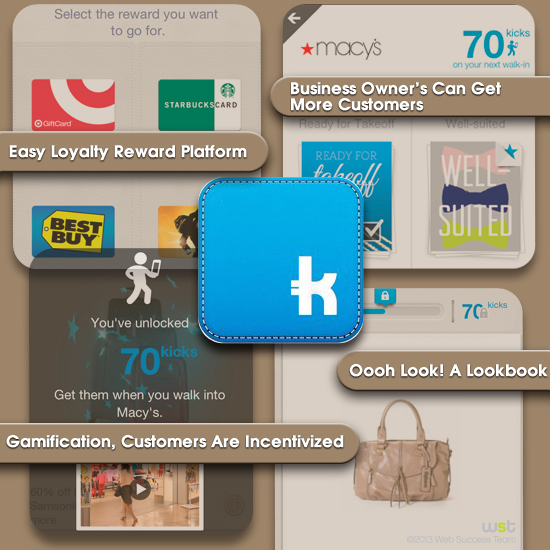 The Latest Sensation for Shopping Addicts – Shopkick That Shopping Habit!