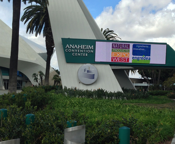 Eating our way through Natural Products ExpoWest 2013