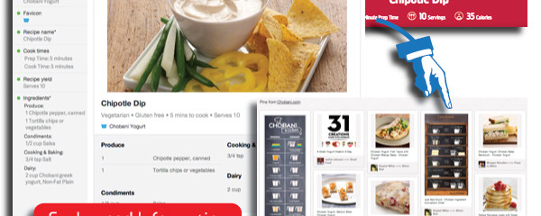 "Pinterest's New ""Rich Pins"" Will Give Richer Integration to Brands"