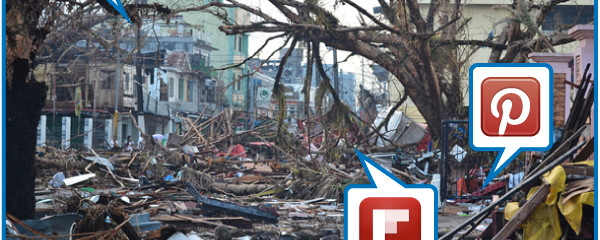 Social Media Gives Back to the Victims of Typhoon Haiyan