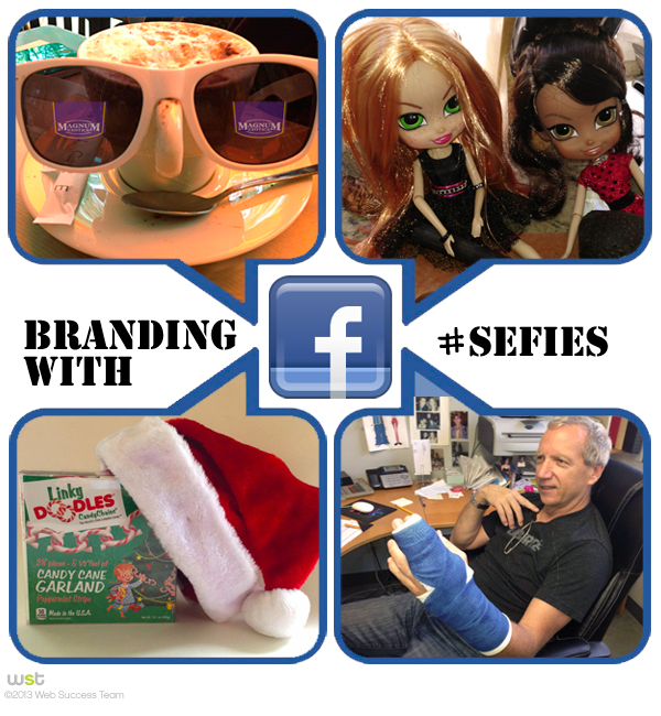How Selfies Can Boost Your Brand This Holiday Season!