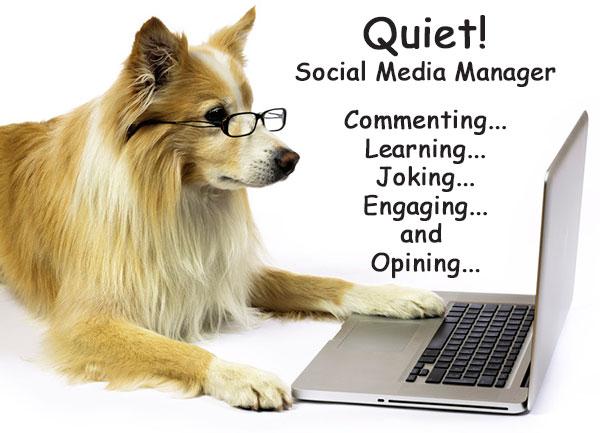 All Grown Up and Still Learning Social Media