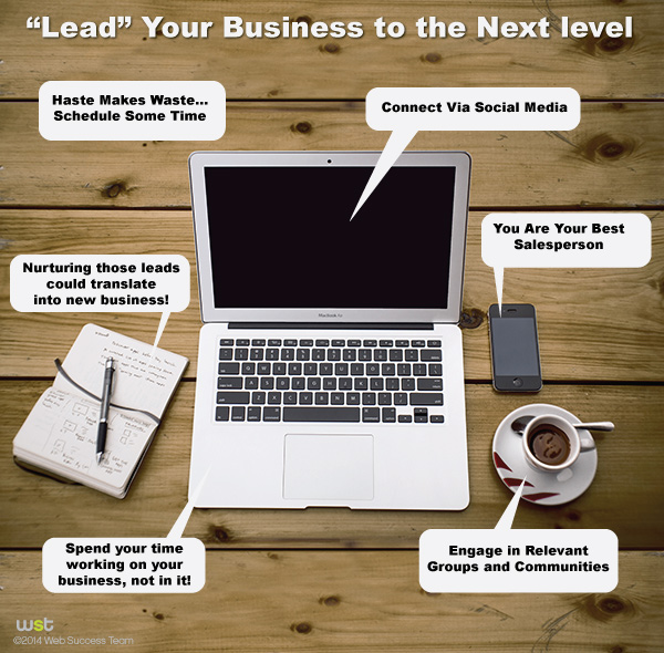 """Lead"" Your Business to the Next level"