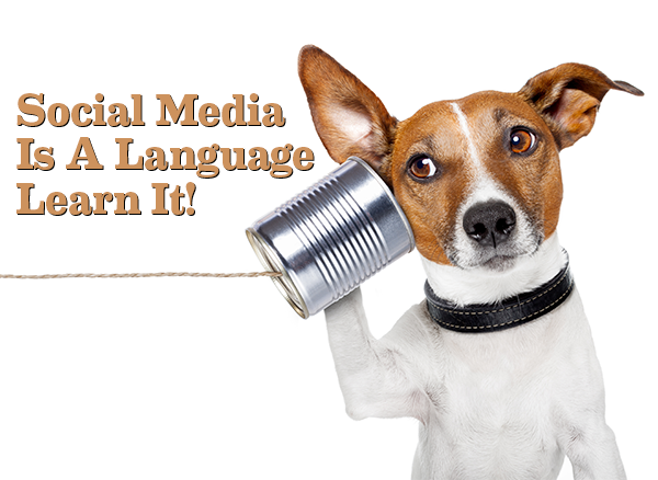 Social Branding Is a Language. Learn to Speak It!