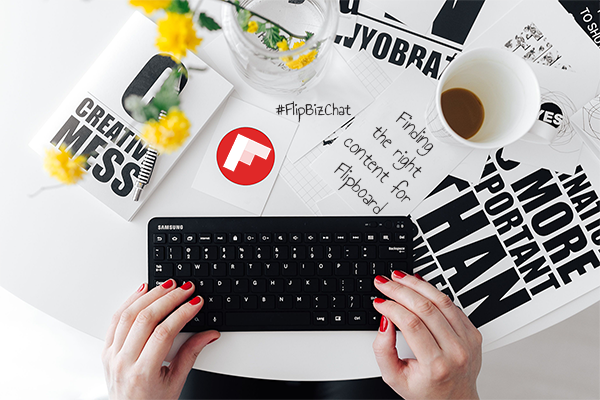 Finding the Right Content for Your Flipboard Magazines